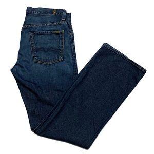 32 / 34 / 7 For All Mankind brett jeans